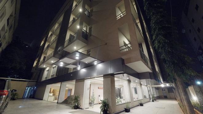 37th Crescent Boutique Suites - Bengaluru - Building