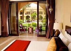 Tilal Liwa Hotel - Madinat Zayed - Slaapkamer