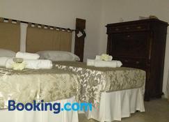 Bed and Breakfast Elettra - Pisticci - Κρεβατοκάμαρα