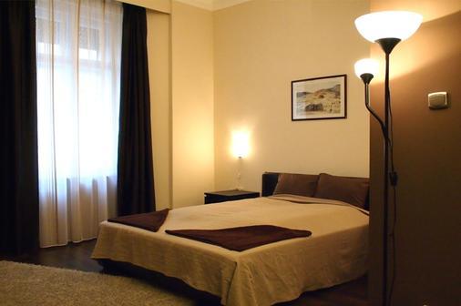 Budapest Royal Suites II - Budapest - Makuuhuone