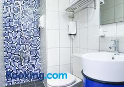 Bin City Hotel - Hsinchu City - Bathroom