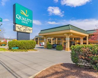 Quality Inn - Goodlettsville - Gebouw