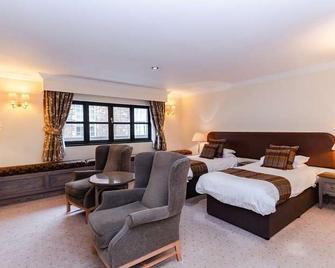 Villiers Hotel - Buckingham - Спальня