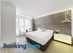 Hotel Mar Del Plata - La Coruña - Bedroom