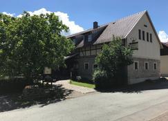Fischerhof - Криммичау - Здание