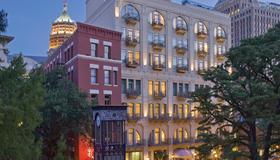 Mokara Hotel & Spa - San Antonio - Building