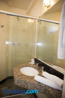 Via Contorno Hotel - Belo Horizonte - Bathroom
