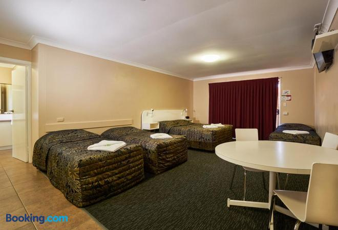 Jefferys Motel - Toowoomba - Bedroom
