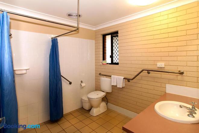 Jefferys Motel - Toowoomba - Bathroom
