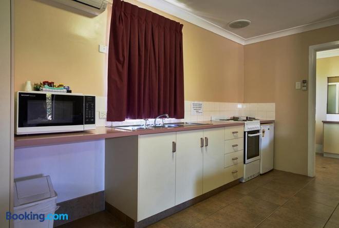 Jefferys Motel - Toowoomba - Kitchen