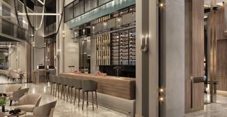 Delta Hotels By Marriott Istanbul Levent - Istanbul - Bar