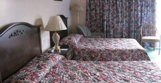 Chipican Motel - Sarnia - Bedroom