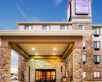 Sleep Inn & Suites Fort Campbell - Oak Grove - Building