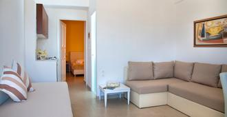 Frida Apartments - Chania - Living room