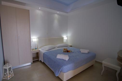 Frida Apartments - Chania - Bedroom