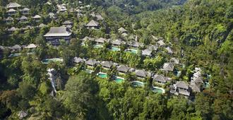 The Royal Pita Maha - Ubud - Vista del exterior