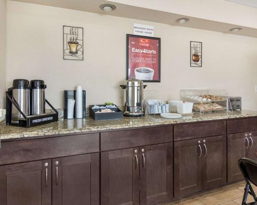 Econo Lodge Town Center - Virginia Beach - Buffet
