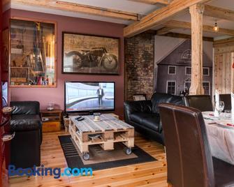 Tangs - Isafjordur - Living room