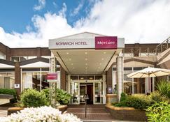 Mercure Norwich Hotel - Νόργουιτς - Κτίριο