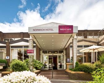 Mercure Norwich Hotel - Norwich - Gebäude
