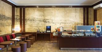 B&B Hotel Napoli - Nápoles - Restaurante