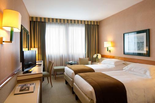 總統星際酒店 - 吉那歐 - 熱那亞 - 臥室