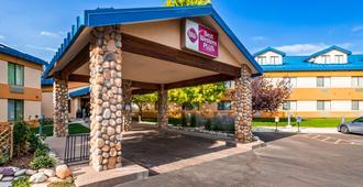 Best Western Plus Eagle Lodge & Suites - Eagle - Edificio
