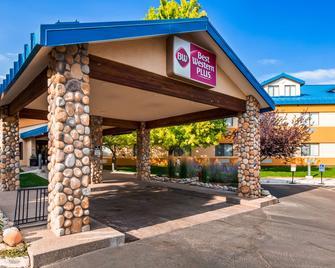 Best Western Plus Eagle Lodge & Suites - Eagle - Building