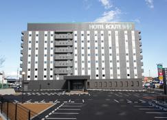 Hotel Route Inn Ishioka - Omitama - Edificio