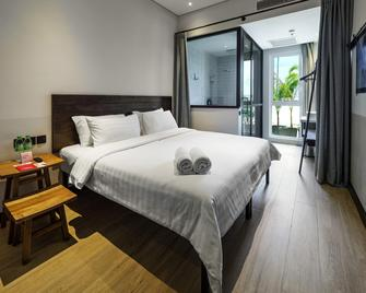 Tune Hotel Klia-Klia2, Airport Transit Hotel - Sepang - Schlafzimmer