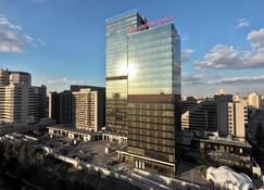 Crowne Plaza Moscow - World Trade Centre - Moscú - Vista del exterior