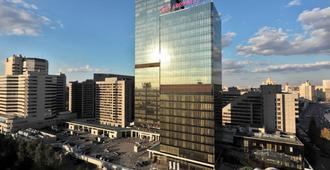 Crowne Plaza Moscow - World Trade Centre - Moscow - Outdoor view