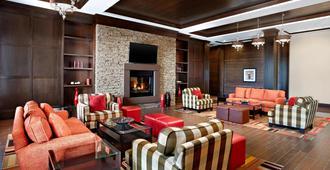 Four Points by Sheraton Edmonton Gateway - Edmonton - Lounge