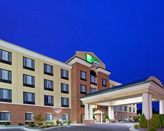 Holiday Inn Express Hotel & Suites Detroit - Utica - Utica - Building