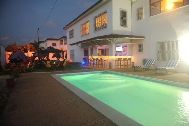 Résidence Helios - Abidjan - Pool