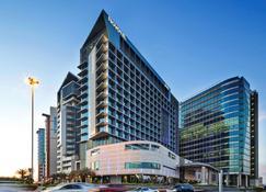 Novotel Al Bustan Abu Dhabi - Abu Dhabi - Outdoor view