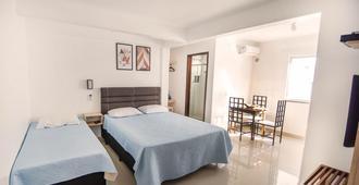 Pousada Casa de Praia - Bombinhas - Bedroom