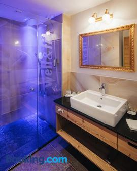 Wellnesshotel Cervosa - Serfaus - Baño