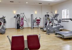 Hotel Elbresidenz an der Therme Bad Schandau - Bad Schandau - Gym