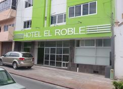 Hotel El Roble - Tuxtla Gutiérrez - Edificio