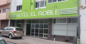 Hotel El Roble - Tuxtla Gutiérrez - Gebouw