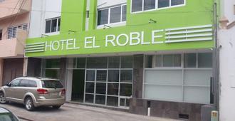 Hotel El Roble - Tuxtla Gutiérrez