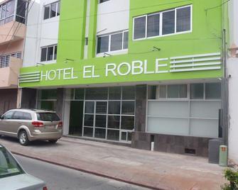 Hotel El Roble - Tuxtla Gutiérrez - Building