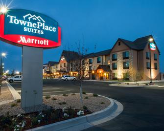 Towneplace Suites Roswell - Roswell - Gebouw