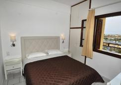 Pennystella Apartments - Agia Pelagia - Bedroom