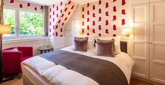 Waldhotel Stuttgart - Stuttgart - Bedroom