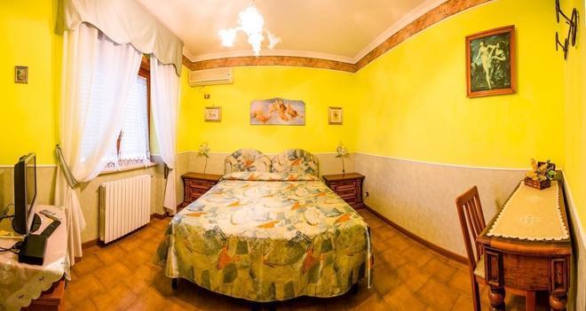 Hillary House - Fiumicino - Bedroom