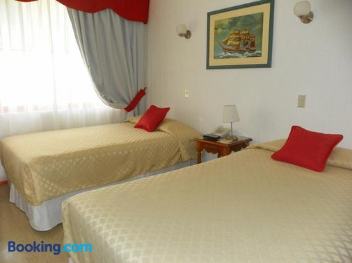 Hotel Savona - Arica - Bedroom