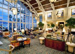 The Table Bay Hotel - Ciudad del Cabo - Restaurante