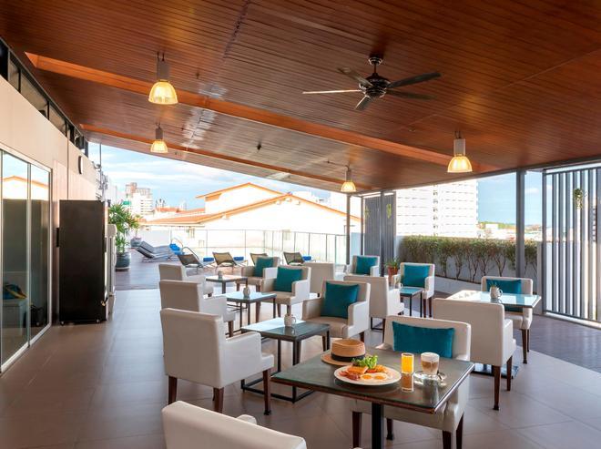 芭堤雅高級酒店 - 芭達雅 - 餐廳